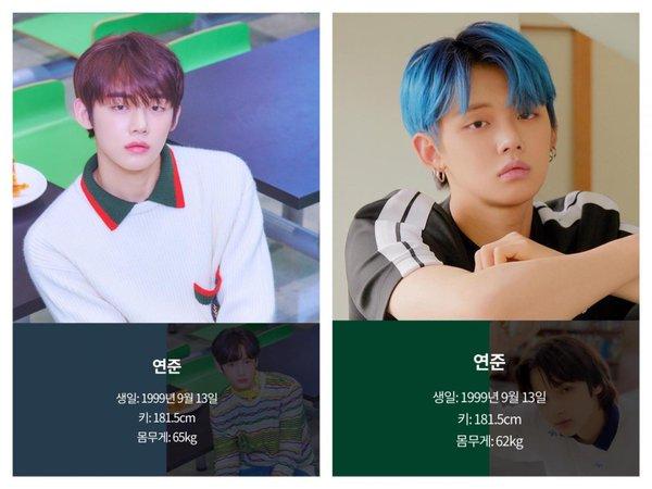 Profile của TXT được cập nhật lại, các thành viên đều sụt cân cho comeback sắp tới - Hình 2