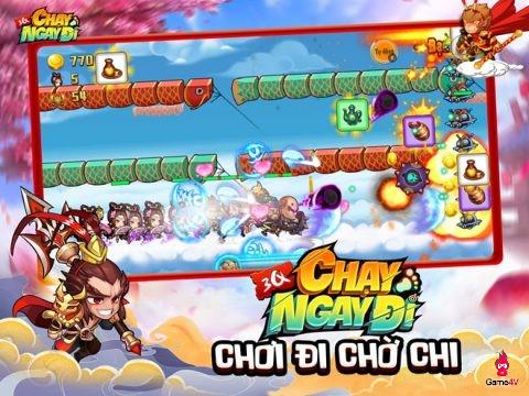 Game thủ thích thú với buổi offline chơi trước 3Q Chạy Ngay Đi của NPH SohaGame - Hình 1