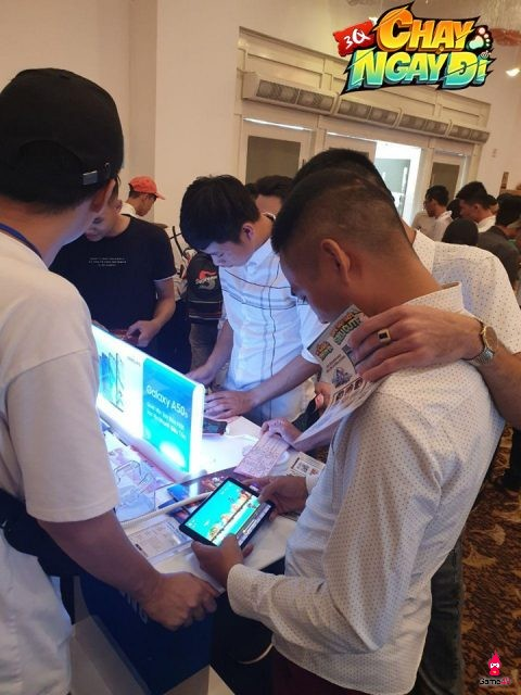 Game thủ thích thú với buổi offline chơi trước 3Q Chạy Ngay Đi của NPH SohaGame - Hình 4