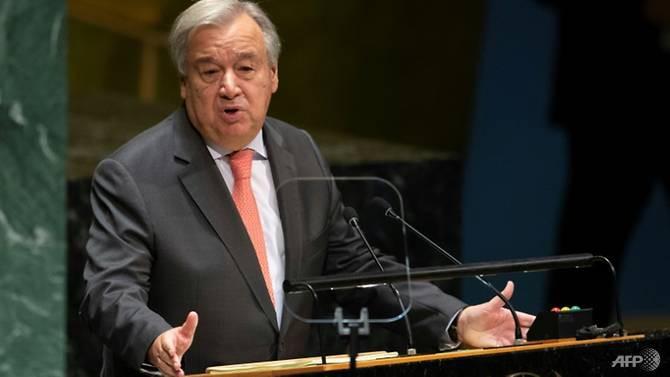 Lá thư hé lộ sự thật choáng váng về tình trạng tiền bạc của Liên Hợp Quốc - Hình 1