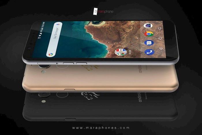 Ra mắt smartphone Made in Africa đầu tiên - Hình 1