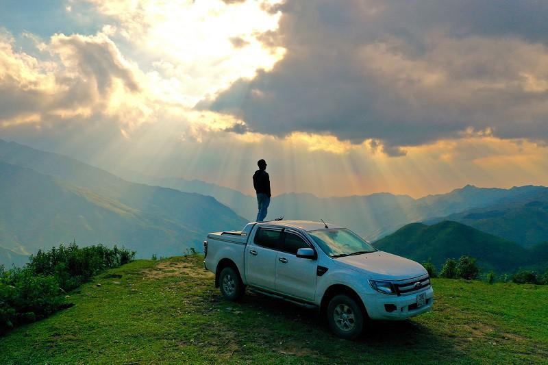 Trên đồi cao nghe tiếng gió...thu về Tây Bắc - Hình 2