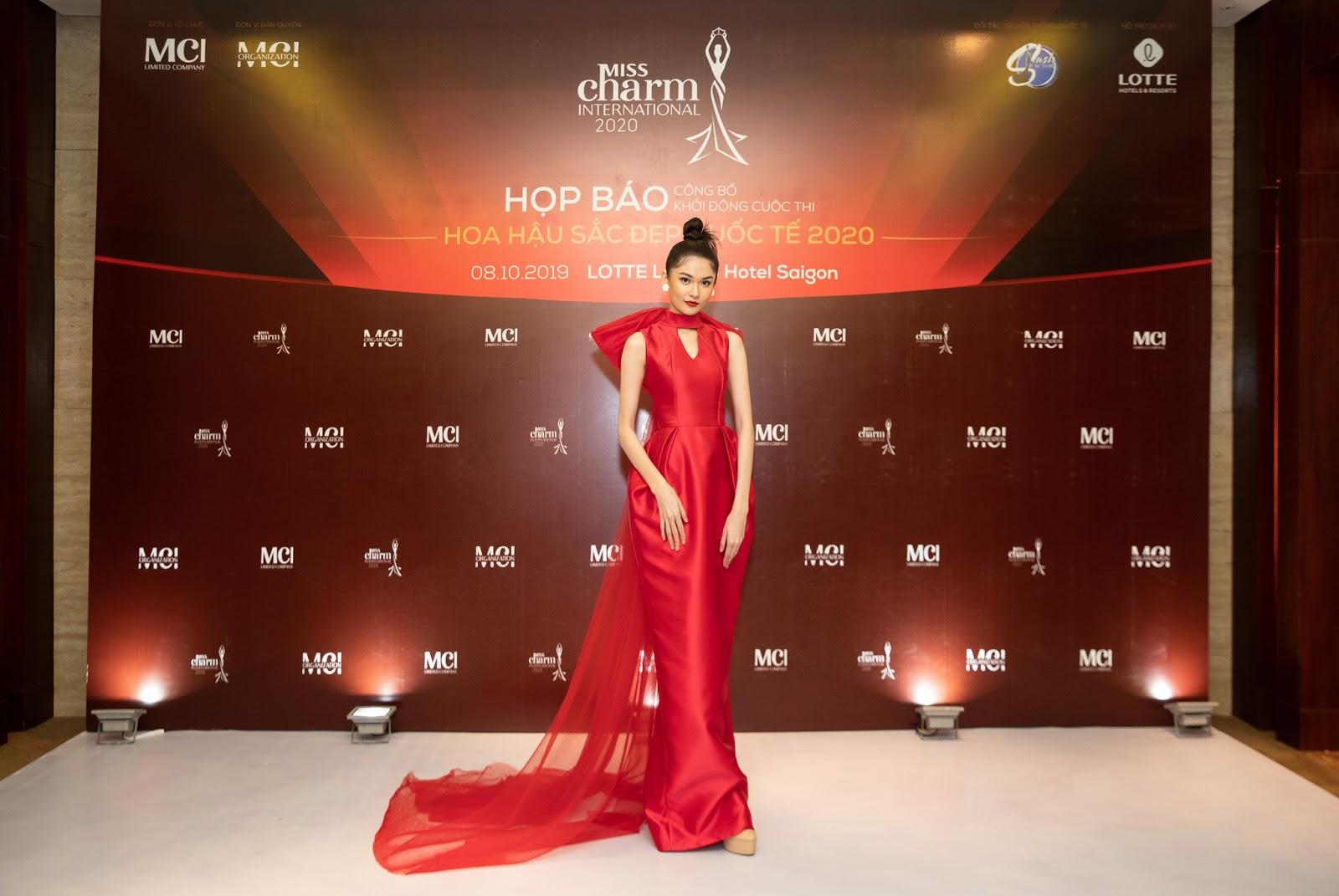 Trưởng BGK Miss Charm International: Mục tiêu 5 năm tới sẽ đưa cuộc thi lọt top 5 các cuộc thi sắc đẹp lớn nhất thế giới - Hình 4