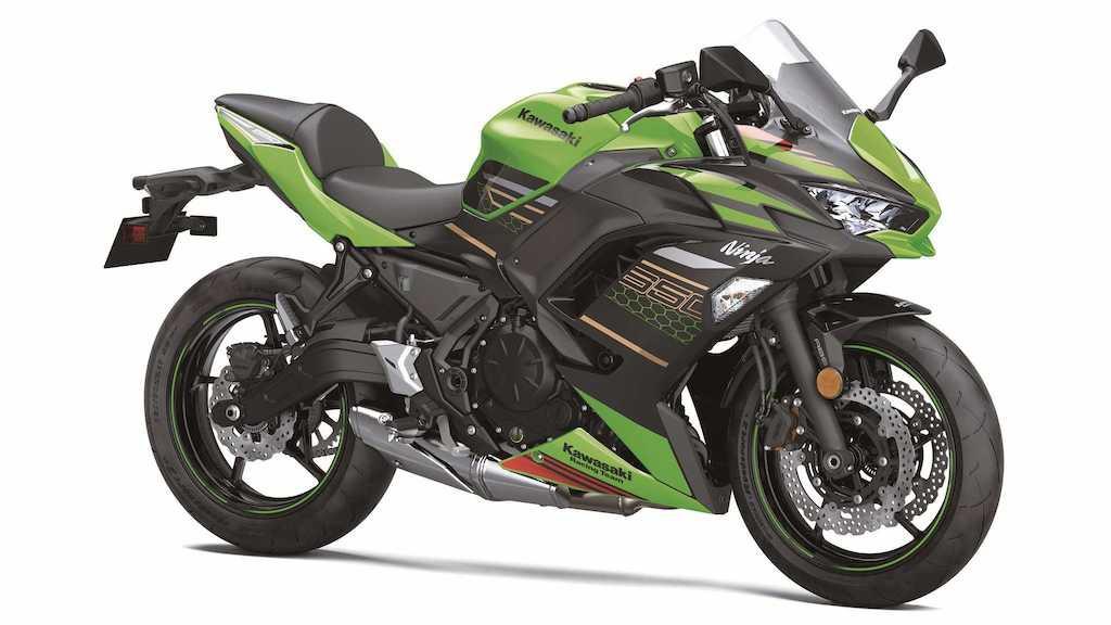 Diện kiến Kawasaki Ninja 650 2020 vay mượn thiết kế đàn em Ninja 400 - Hình 1