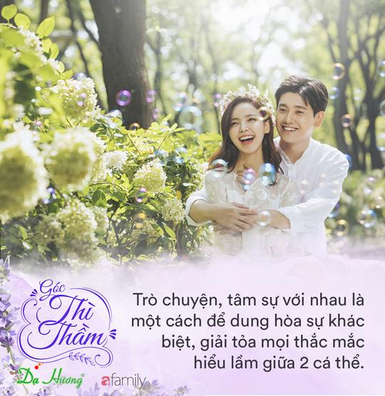 Bí quyết của những cặp vợ chồng hạnh phúc - Hình 1