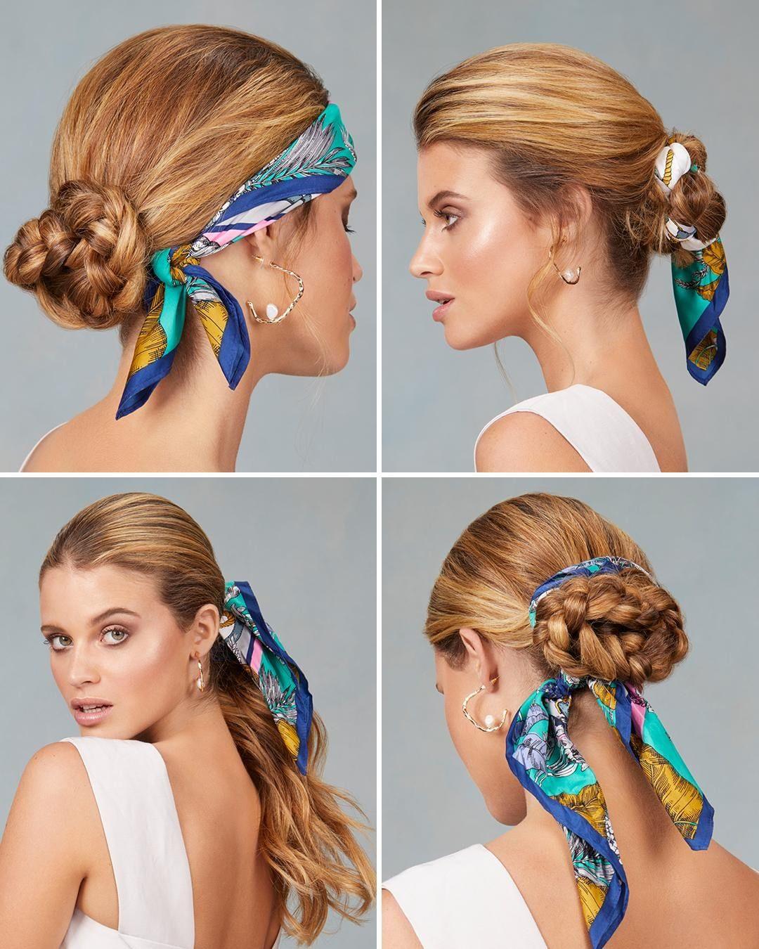 Biến thời gian làm tóc thành niềm vui với 5 kiểu tóc búi lệch này - Hình 2