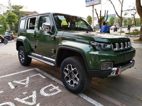 Lo quả đắng khi mua xe Trung Quốc khoác áo xe Tây - Hình 3