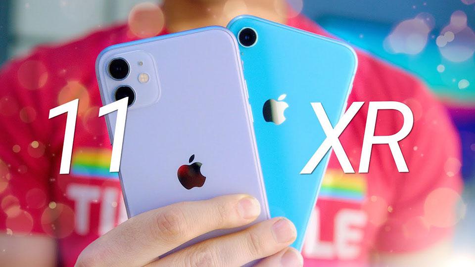 Đang dùng iPhone XR có nên nâng cấp lên iPhone 11 ? - Hình 1