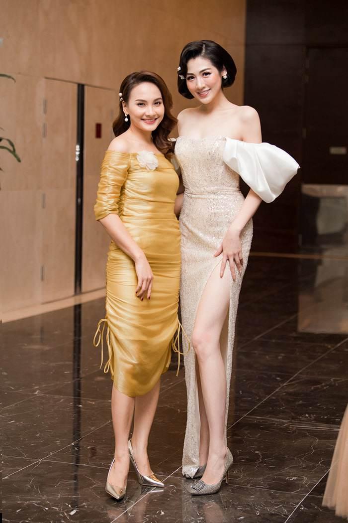 Đọ sắc cùng cô em Á hậu kém 3 tuổi, Bảo Thanh vẫn khẳng định độ trẻ đẹp bất chấp - Hình 1