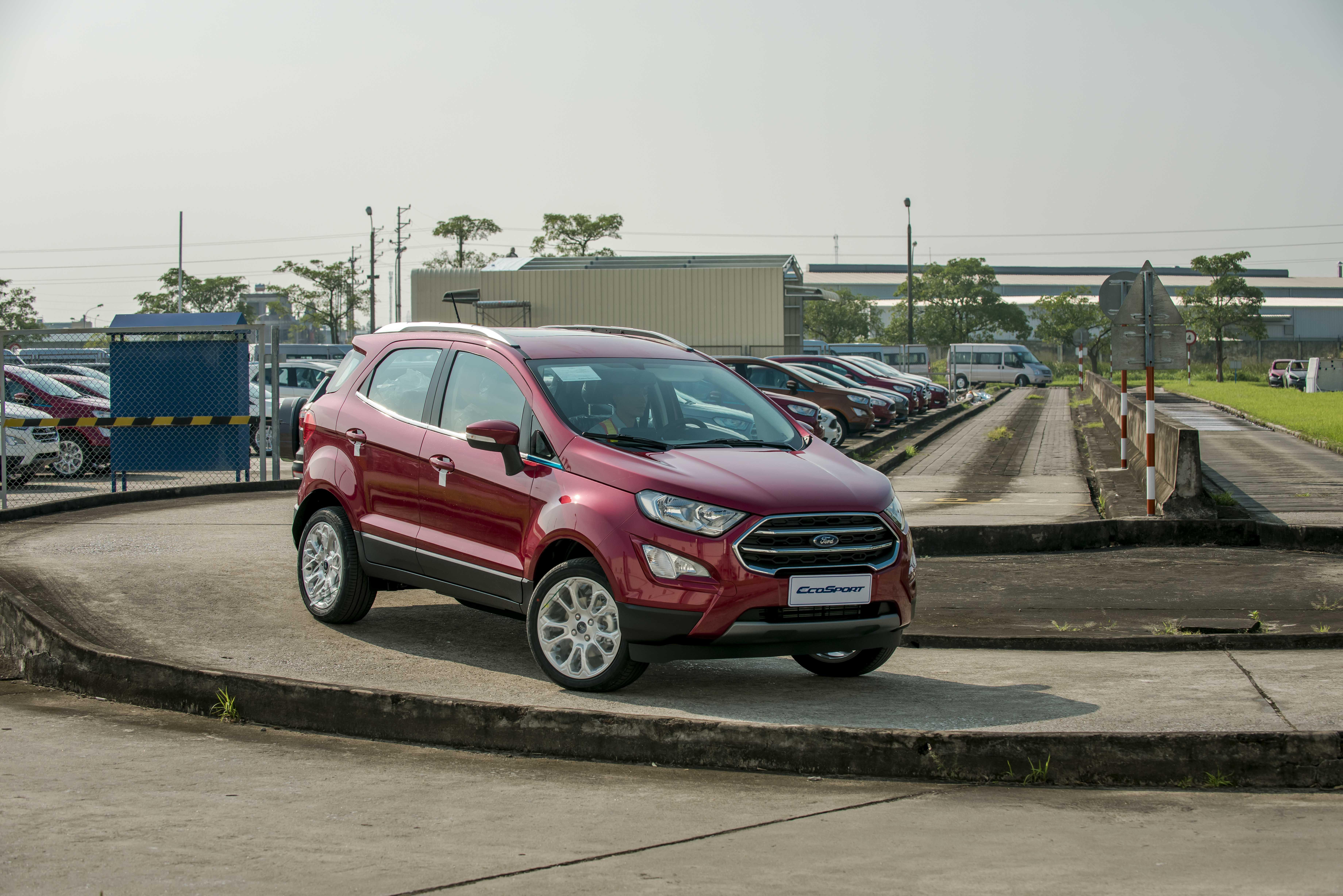 Dòng xe SUV đô thị cũng bị cuốn vào cuộc chiến giảm giá - Hình 2