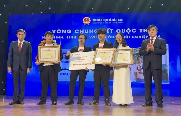 Dự án của học sinh Thủ đô giành giải Nhất cuộc thi SV-Startup 2019 - Hình 2