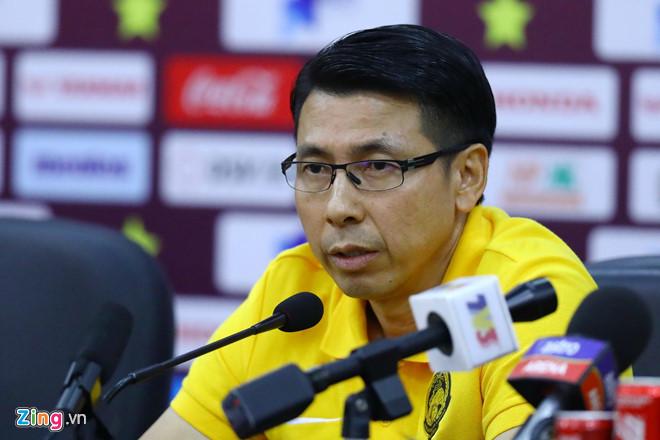 HLV Malaysia: Tuyển Việt Nam mạnh hơn nhiều so với AFF Cup - Hình 1