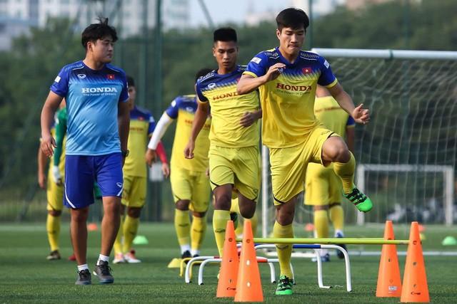 HLV Park Hang Seo loại 5 cầu thủ, chốt danh sách U22 Việt Nam đấu U22 UAE - Hình 1
