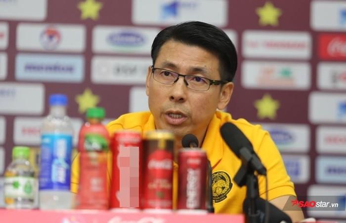 HLV Tan Cheng Hoe: Đừng nhắc quá khứ, Malaysia sẵn sàng hạ Việt Nam - Hình 1