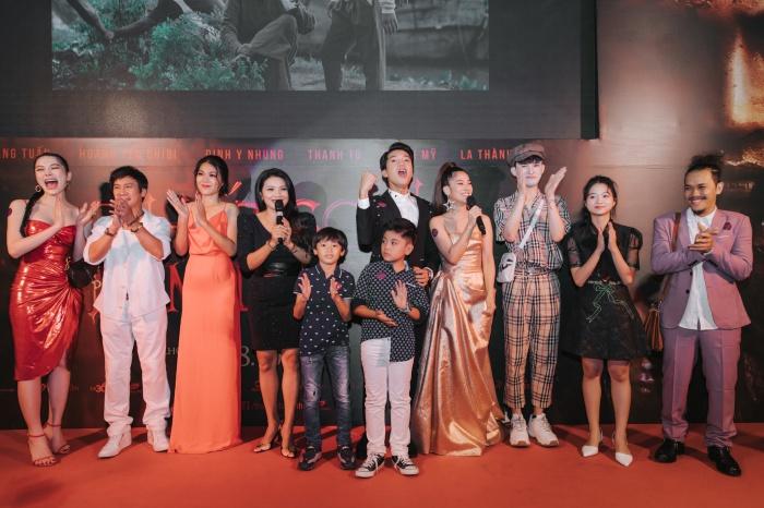 Hoàng Yến Chibi: 'Tôi nổi hết da gà, khóc suốt khi xem phim mình đóng' - Hình 1