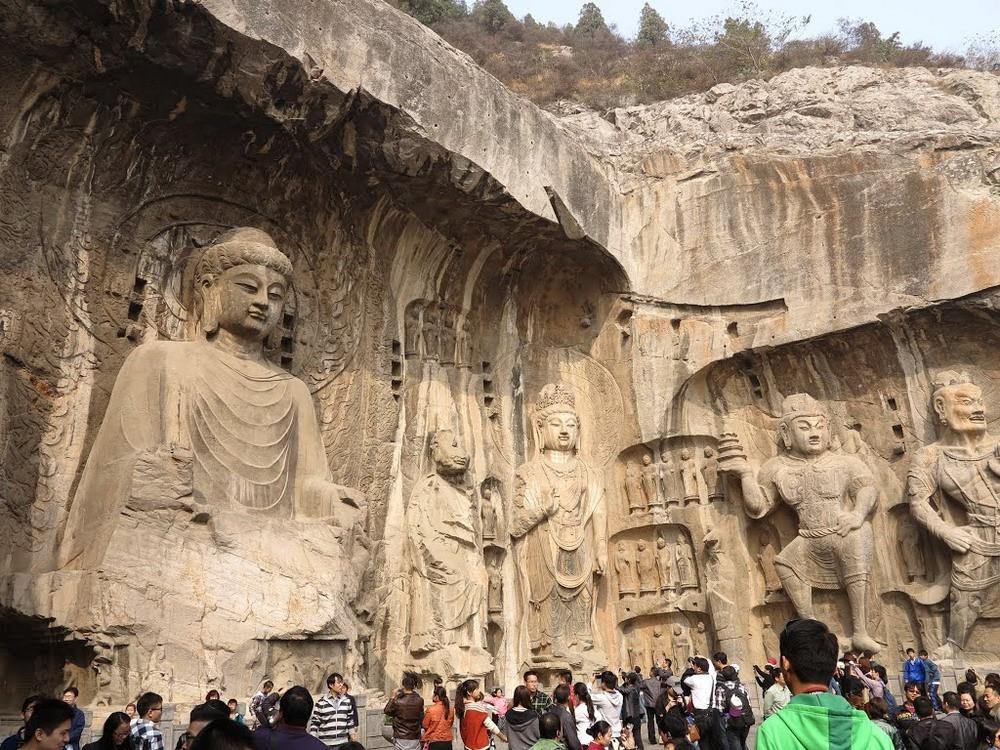 Khám phá Hang đá Long Môn - Kho báu Nghệ thuật Phật giáo của Trung Quốc - Hình 2