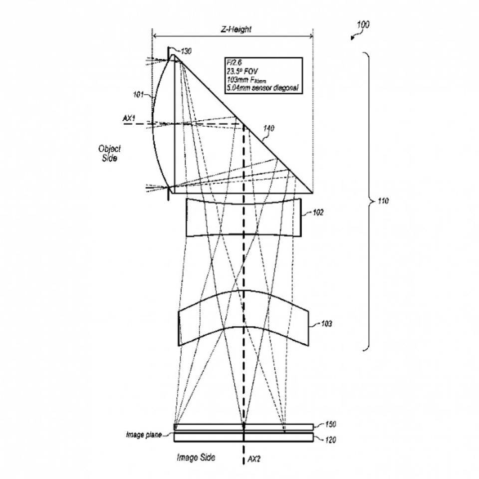 Lộ bằng chứng cho thấy iPhone 12 có thể sở hữu ống kính tele tiềm vọng - Hình 1