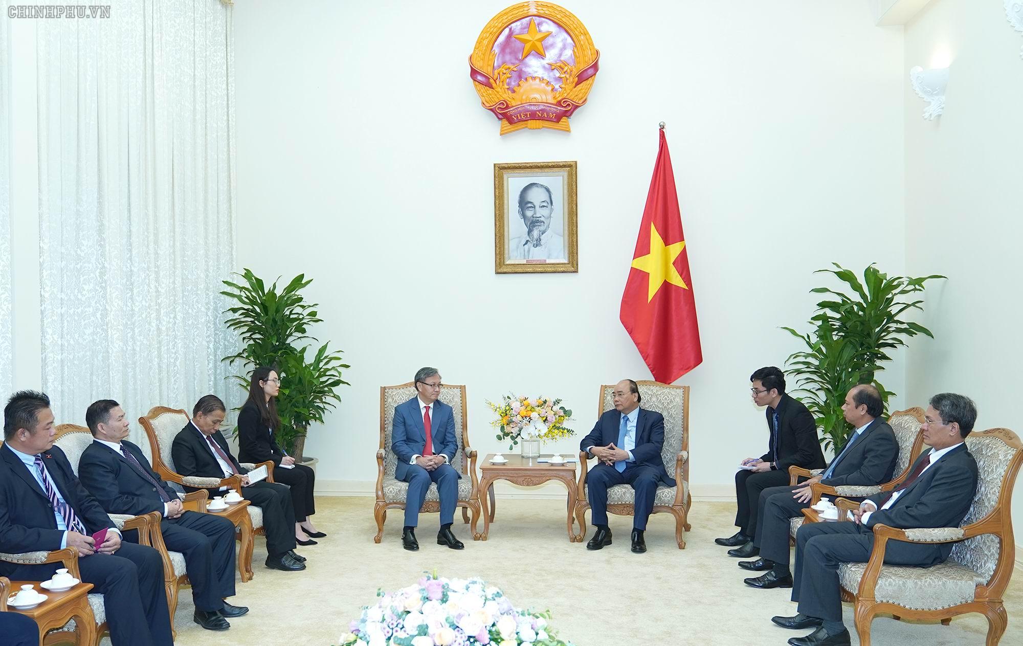 Thủ tướng tiếp Đại sứ Lào chào từ biệt kết thúc nhiệm kỳ - Hình 2