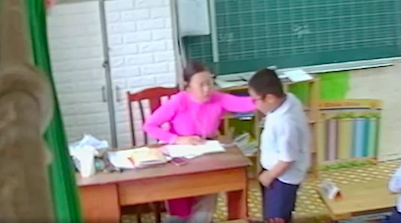 Vụ cô giáo bạo hành trẻ ở TP.HCM: UBND quận lên tiếng - Hình 1
