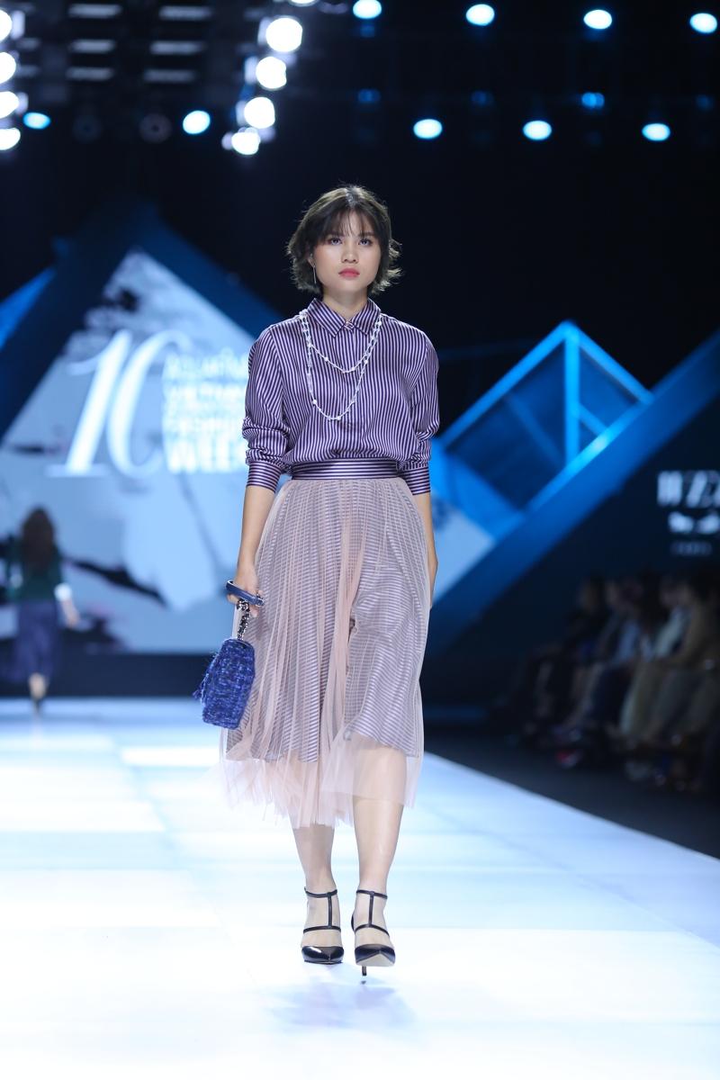 Hoa hậu Phương Lê đảm nhiệm vị trí vedette trong show diễn của Weill - Hình 10