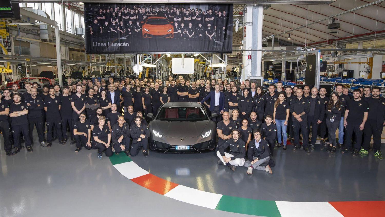 Hơn 14.000 siêu xe Lamborghini Huracan được bán ra - Hình 1