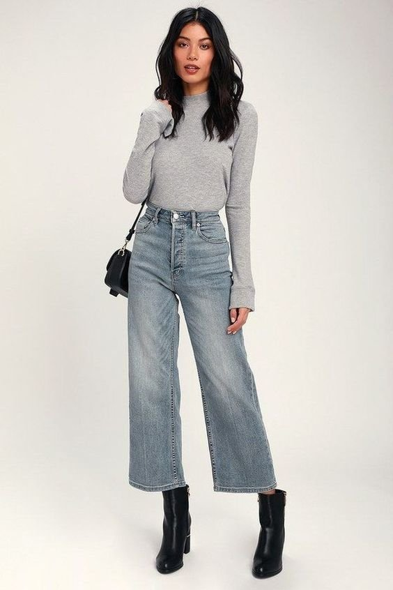 Culottes - chiếc quần có thể cân hết mọi khuyết điểm của đôi chân - Hình 1