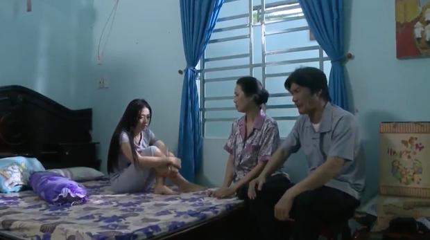 Không lối thoát: Mai Anh có bầu sau khi bị làm nhục, gọi điện cho Minh thì anh đang ngủ với cô gái khác - Hình 1