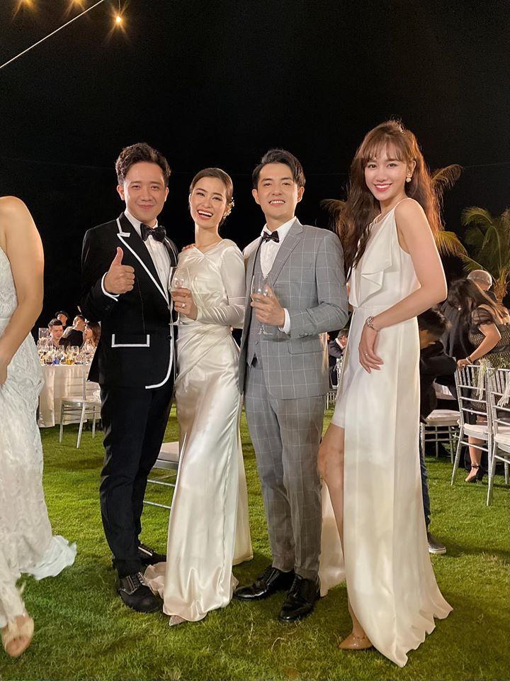 Trấn Thành tạo nghiệp trong đám cưới Đông Nhi, Hari Won khổ sở vì phải gánh thay hậu quả - Hình 2