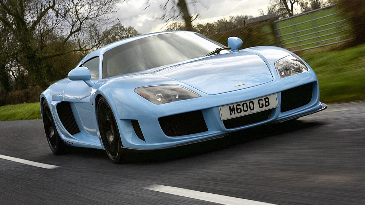 Top 10 siêu xe có tốc độ nhanh nhất thập kỷ - Hình 1