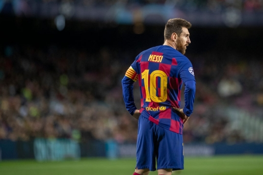 Barca giờ chẳng còn xứng với Messi? - Hình 2