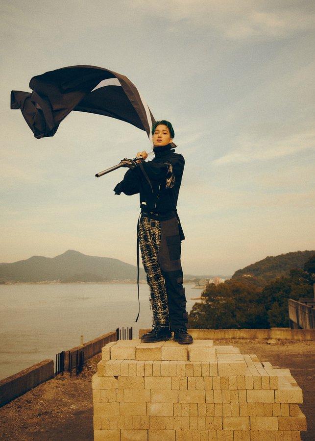 Điêu đứng với vẻ đẹp ma mị của Kai (EXO) trong teaser album trở lại - Hình 2