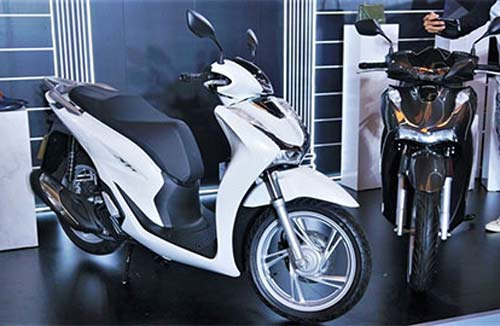 Giá Honda SH 125, SH 150 2020 tại đại lý sẽ tăng mạnh so với SH 2019 - Hình 1