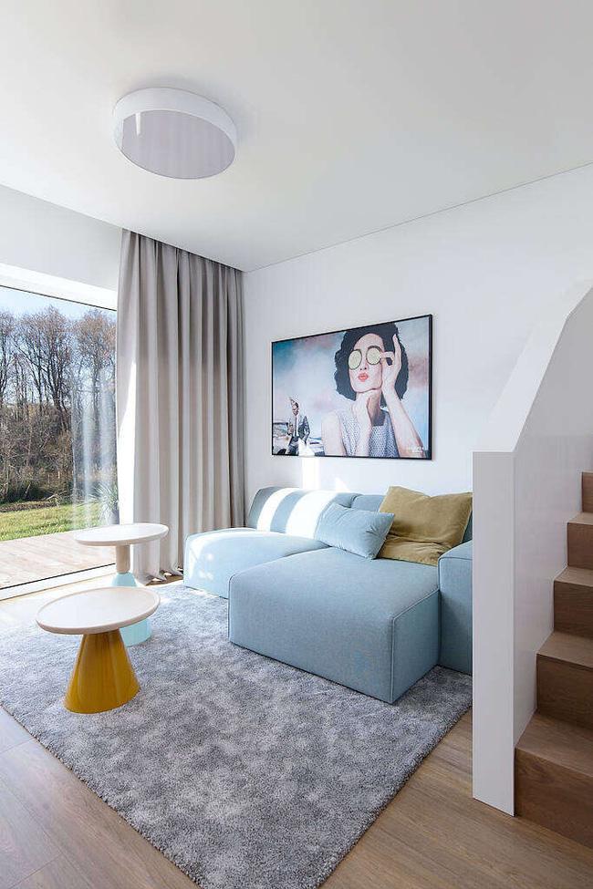 Không cần xa hoa đắt tiền, ngôi nhà nhỏ với thiết kế vô cùng đơn giản dưới đây lại là niềm mong ước của nhiều người - Hình 1