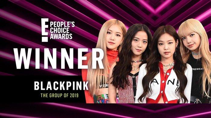Peoples Choice Award 2019: BlackPink đánh bại BTS, chiến thắng ở tất cả hạng mục được đề cử - Hình 2