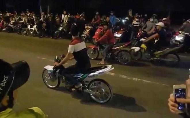 Quái xế đua xe ở Hà Nội sẽ bị ghi hình, bêu tên - Hình 2