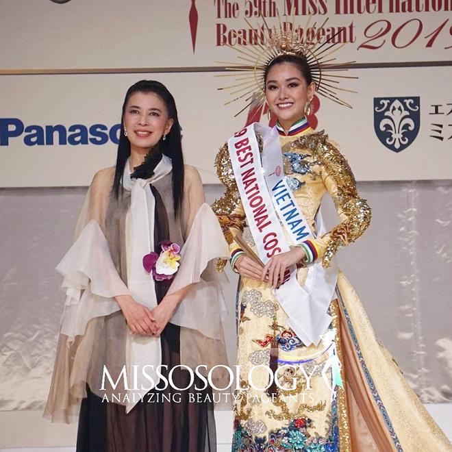 Tường San dừng chân ở Top 8, Thái Lan đăng quang Hoa hậu Quốc tế 2019 - Hình 2