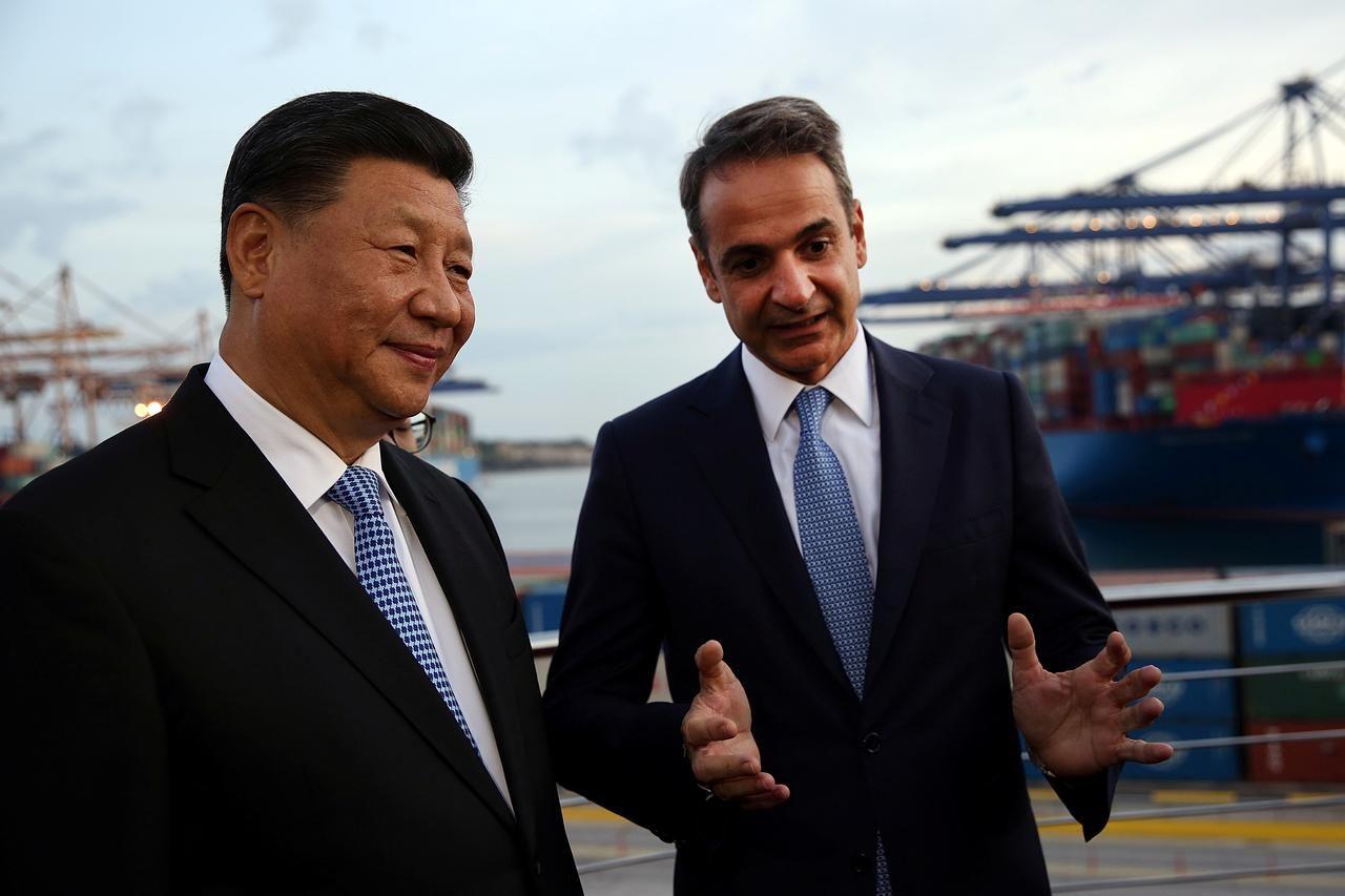 Chủ tịch Trung Quốc thăm Hy Lạp: Cần người, người cần - Hình 1
