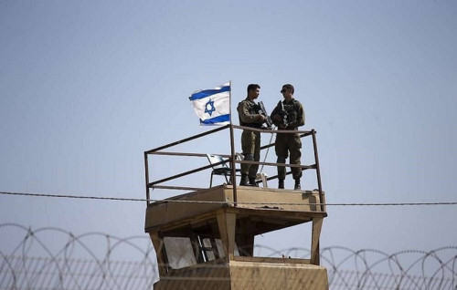 Còi báo động không kích vang lên ở miền nam Israel - Hình 1
