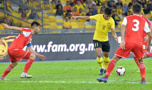 Đánh bại Tajikistan ở trận giao hữu, đội tuyển Malaysia đã sẵn sàng tiếp Thái Lan - Hình 1