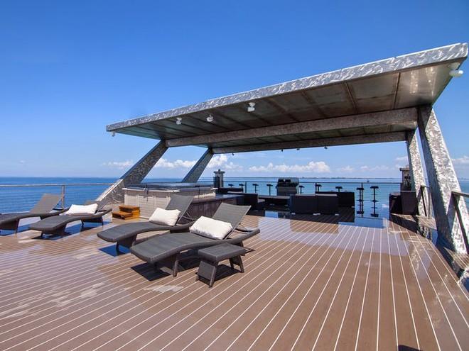 Du thuyền hình biệt thự 12 triệu USD - Hình 2