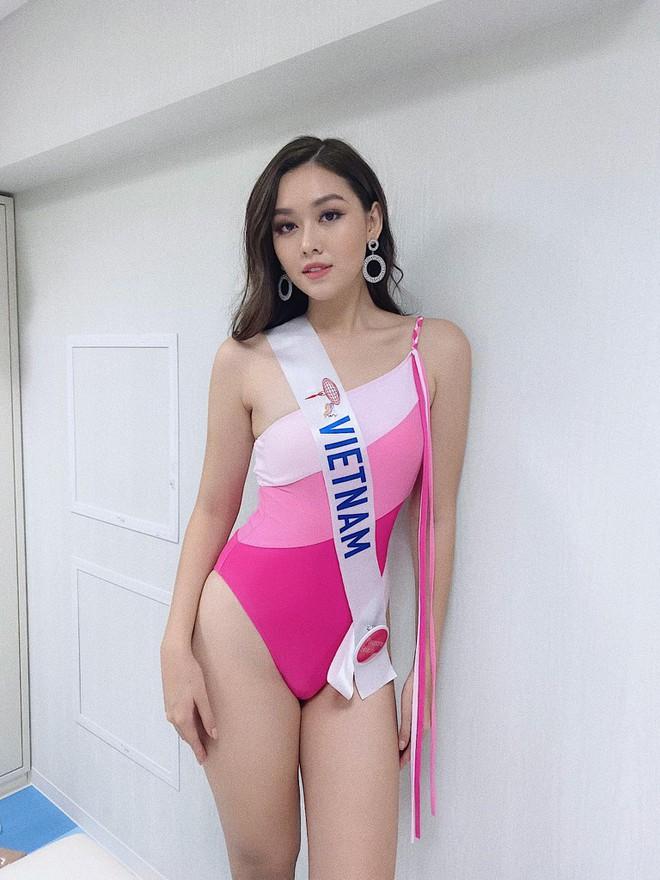 Tường San lọt top 15 Hoa hậu Quốc tế 2019 - Hình 2