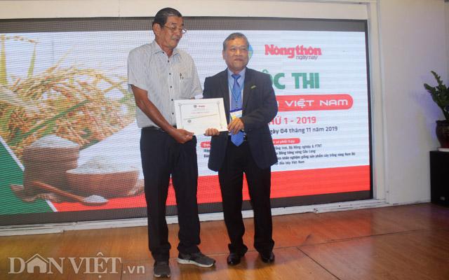Giải nhất Gạo ngon thế giới gọi tên ST24 của Việt Nam - Hình 2