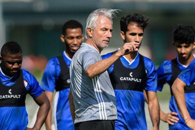 HLV UAE đối diện với nguy cơ sa thải nếu thua tuyển Việt Nam - Hình 1