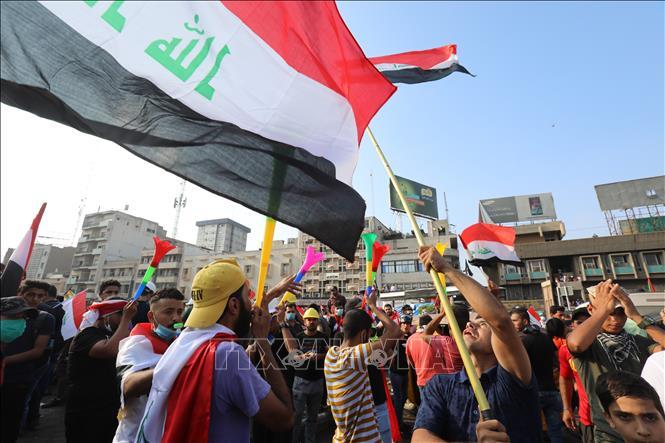 Liên hợp quốc kêu gọi Iraq cải cách, giải quyết bất ổn - Hình 1