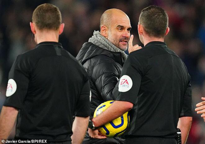 Man City thua Liverpool, Pep cà khịa trọng tài có bị phạt nặng như Mourinho? - Hình 2