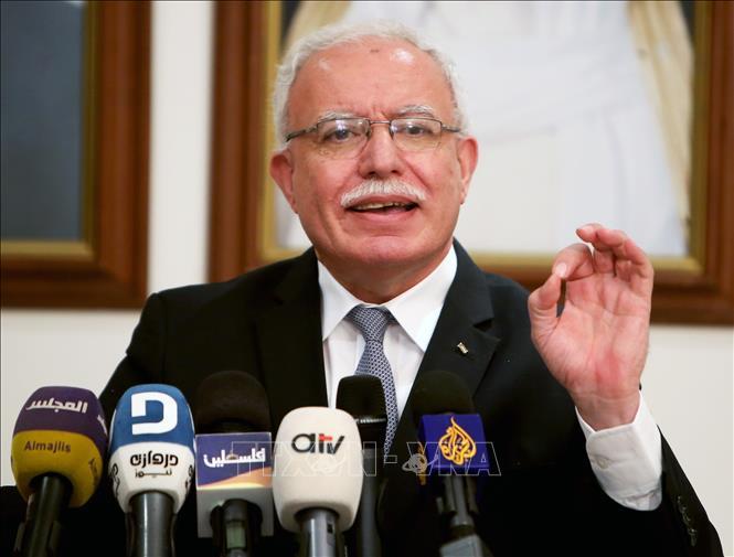 Ngoại trưởng Palestine khẳng định sẽ không có bầu cử nếu thiếu Đông Jerusalem - Hình 1