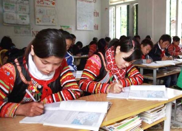 Sẽ có 8 thứ tiếng dân tộc thiểu số được đưa vào giảng dạy - Hình 1