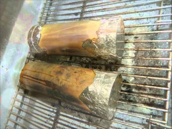 Thay đổi khẩu vị với món gà nướng ống tre đậm chất núi rừng - Hình 2