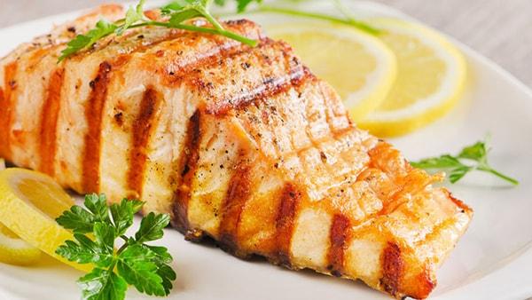Tổng hợp các món cá hồi nướng thơm ngon - Hình 2