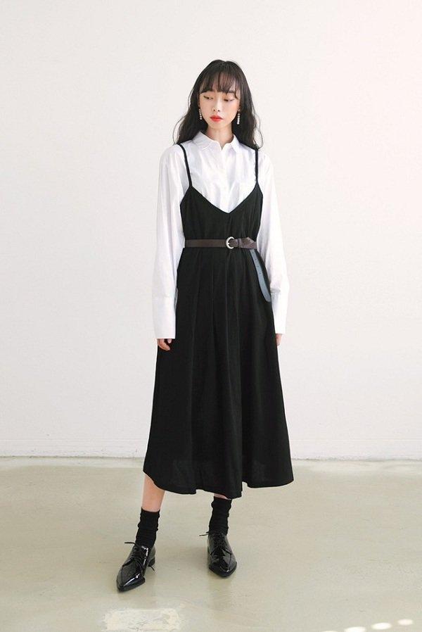 Mùa thu Hà Nội mà diện 1 trong 4 kiểu váy liền này đi làm thì còn gì xinh bằng - Hình 13
